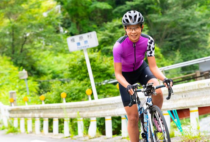 自転車見所