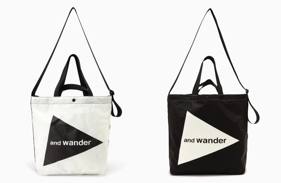 CORDURA big logo tote bag