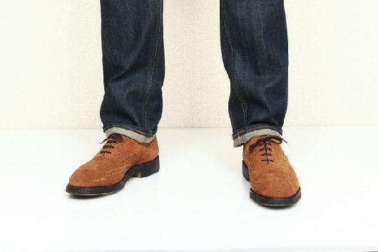 メンズの主なジーンズの種類は4つ! どんな靴が似合うかチェックしよう。