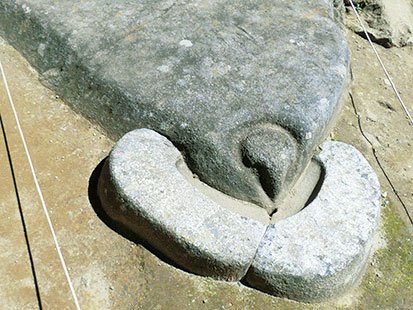 マチュピチュ観光 コンドルの神殿