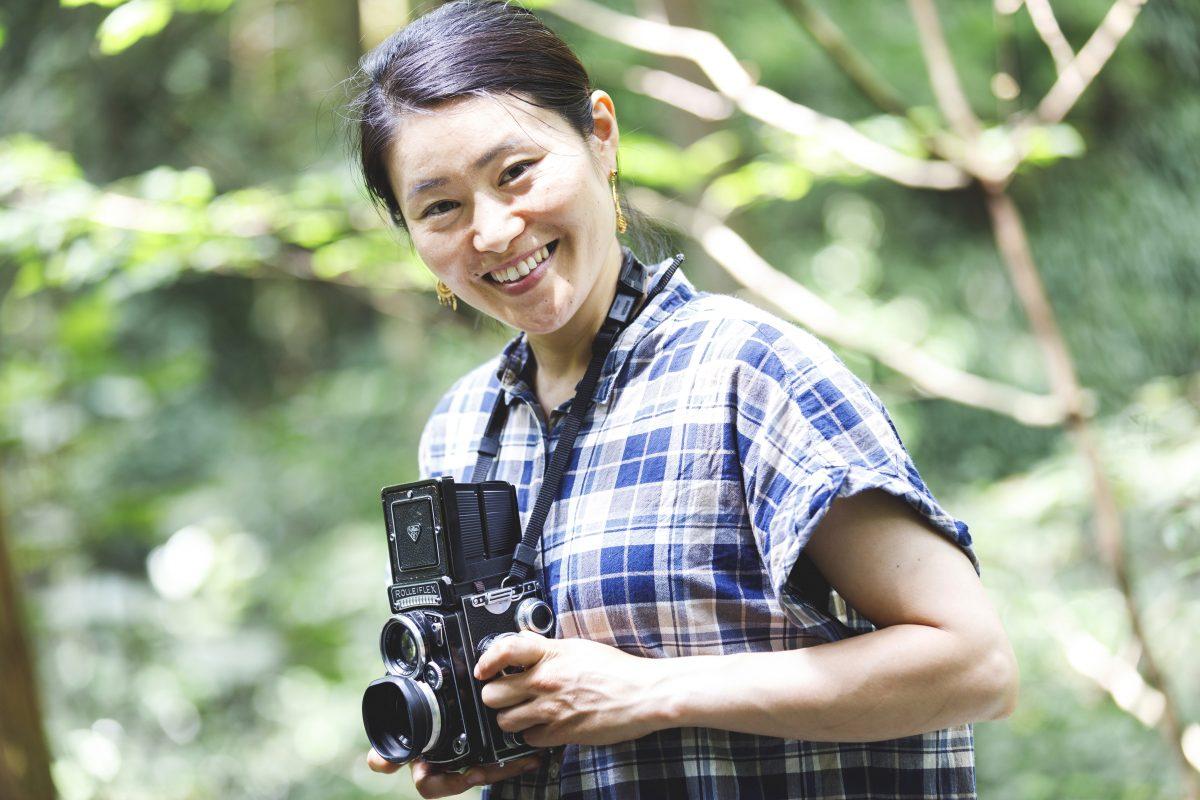 だから、私は山へ行く」 #03 小松由佳さん | ランドネ